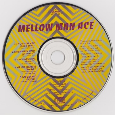 Mellow Man Ace - If You Were Mine