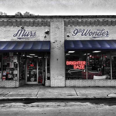 Murs & 9th Wonder – Brighter Daze (WEB) (2016) (FLAC + 320 kbps)