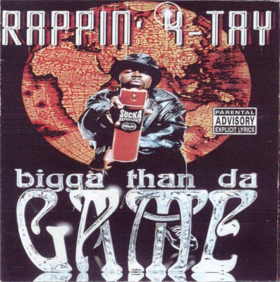 Rappin 4 Tay - Bigga Than Da Game - Front