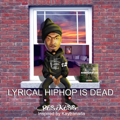 Ras Kass – Lyrical Hip-Hop Is Dead EP (WEB) (2016) (FLAC + 320 kbps)