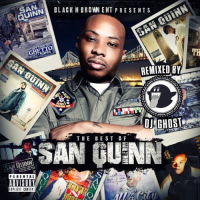 San Quinn - The Best Of