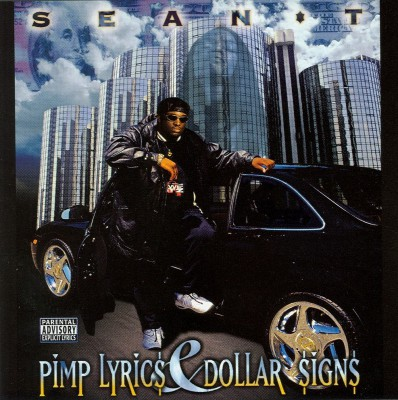 Sean T – Pimp Lyrics & Dollar Signs (CD) (1996) (320 kbps)
