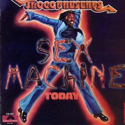 J. Rocc – Sex Machine Today (CD) (2001) (FLAC + 320 kbps)