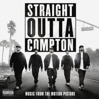 OST – Straight Outta Compton (CD) (2016) (FLAC + 320 kbps)