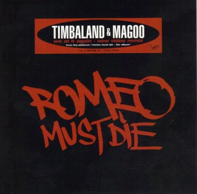 Timbaland & Magoo – We At It Again (Promo CDS) (2000) (320 kbps)