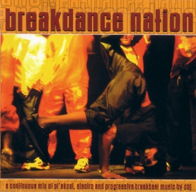 Various Artists - Breakdance Nation