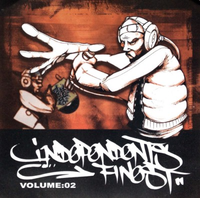 VA – Independents' Finest Vol. 2 (CD) (2001) (FLAC + 320 kbps)