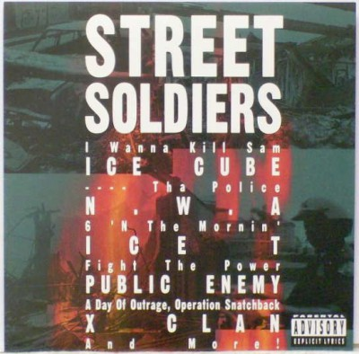 Various Artists - Street Soldiers
