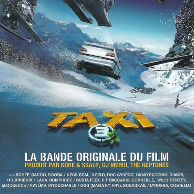 Various Artists - Taxi 3 (La Bande Originale Du Film)