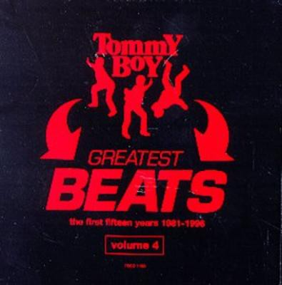 Various - Tommy Boy's Greatest Beats - Volume 4
