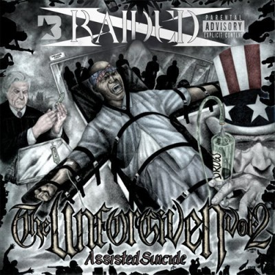 X-Raided - The Unforgiven Vol. 2- Assisted Suicide