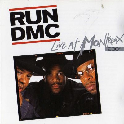Run DMC – Live At Montreux 2001 (2007) (CD) (FLAC + 320 kbps)