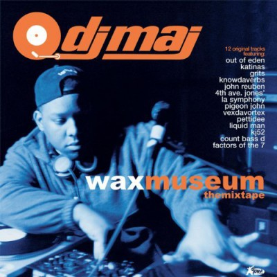 00. Wax Museum; Mix Tape