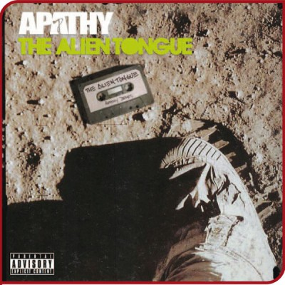 Apathy – The Allien Tongue (CD) (2012) (FLAC + 320 kbps)