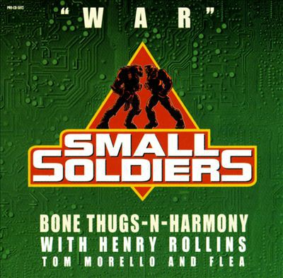 Bone Thugs-N-Harmony – War (Promo CDS) (1998) (320 kbps)