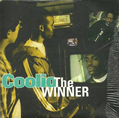 Coolio – The Winner (CDM) (1997) (FLAC + 320 kbps)
