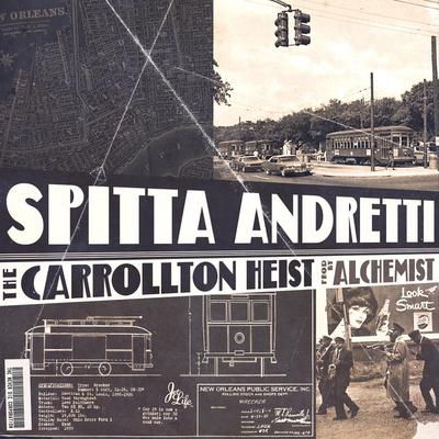 Curren$y & Alchemist – The Carrollton Heist (WEB) (2016) (320 kbps)