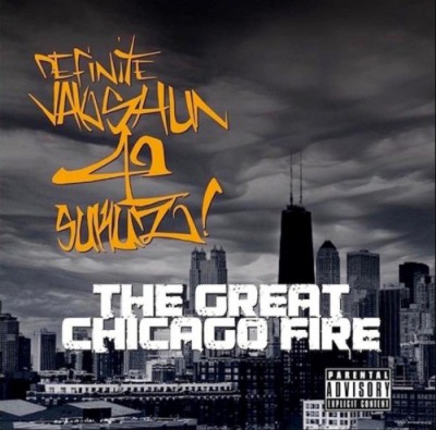 Definite Vacation -4- Suckas – The Great Chicago Fire (CD) (2015) (320 kbps)