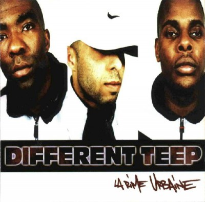Different Teep - La Rime Urbaine