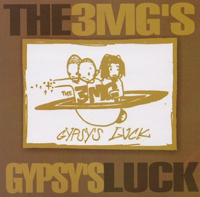 3 Melancholy Gypsys – Gypsy's Luck (CD) (1998) (FLAC + 320 kbps)