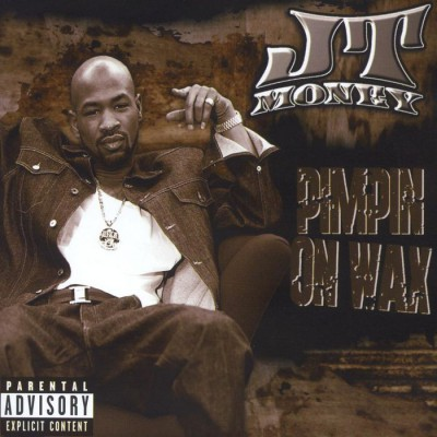 JT Money – Pimpin On Wax (CD) (1999) (FLAC + 320 kbps)