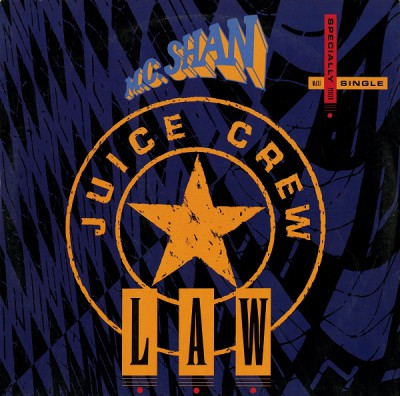 M.C. Shan - 1989 - Juice Crew Law - They Used to Do It in the Park