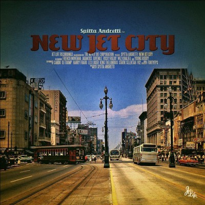 Curren$y – New Jet City (WEB) (2013) (320 kbps)