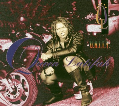 Queen Latifah – U.N.I.T.Y. (CDS) (1993) (FLAC + 320 kbps)