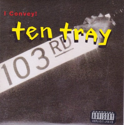 Ten Tray - I Convey