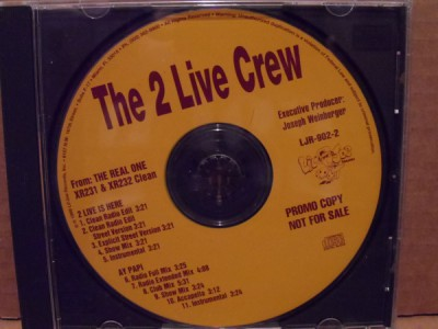 The 2 Live Crew - 2 Live Is Here