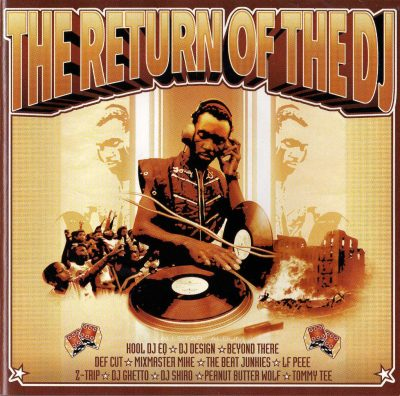 Various – The Return Of The DJ – Allstar Album (2001) (CD) (FLAC + 320 kbps)