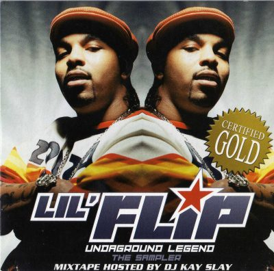 Lil' Flip – Undaground Legend The Sampler (2002) (CD Sampler) (FLAC + 320 kbps)