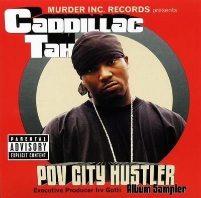 Caddillac Tah – Pov City Hustler (Album Sampler) (CD) (2001) (FLAC + 320 kbps)
