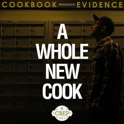 CookBook & Evidence – A Whole New Cook: CBEP Vol. 3 (CD) (2016) (FLAC + 320 kbps)