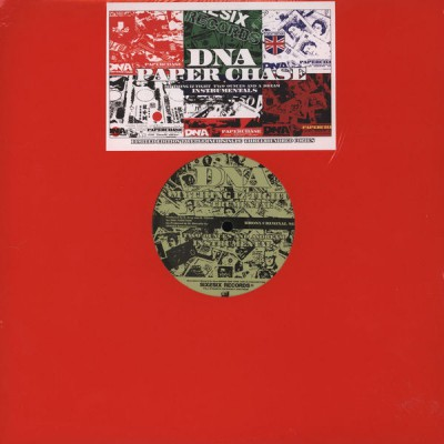 DNA - Paper Chase