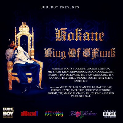 Kokane – Kokane King Of G-Funk (WEB) (2016) (320 kbps)