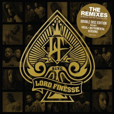 Lord Finesse - The Remixes