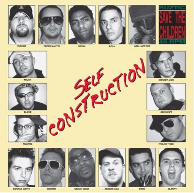 Various – Self Construction (2004) (VLS) (320 kbps)