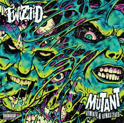 Twiztid – Mutant: Remixed & Remastered (WEB) (2006-2016) (FLAC + 320 kbps)