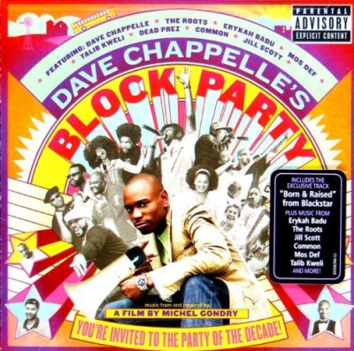 Various Artists - Dave Chappelle's Block Party