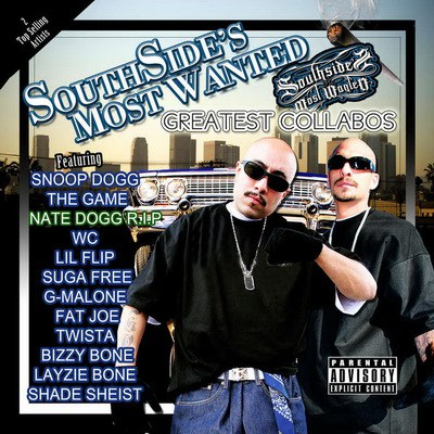 Various Artists - Southside's Most Wanted - Greates Collabos