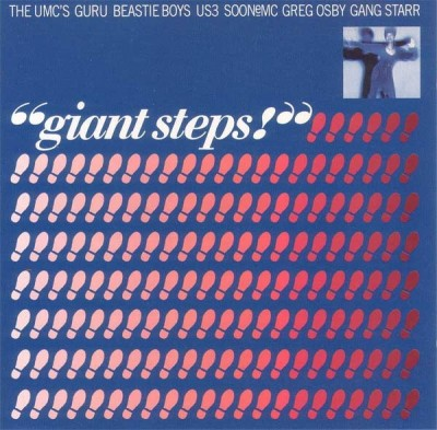 OST – Giant Steps! (CD) (1993) (FLAC + 320 kbps)