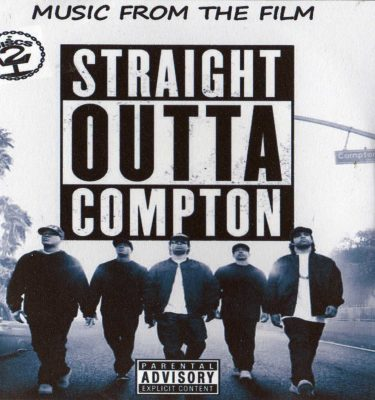 Various – Straight Outta Compton OST (Unofficial Release) (2015) (2xCD) (320 kbps)