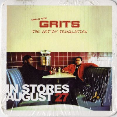 Grits – Samples: From The Album The Art Of Translation (2002) (Promo CD) (FLAC + 320 kbps)