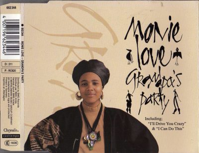 Monie Love – Grandpa's Party (1989) (CDM) (FLAC + 320 kbps)