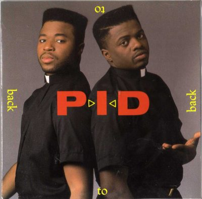 P.I.D ‎- Back To Back (1989) (CD) (FLAC + 320 kbps)