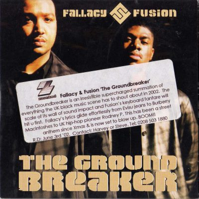 Fallacy and Fusion – The Ground Breaker (2002) (CDS Promo) (FLAC + 320 kbps)