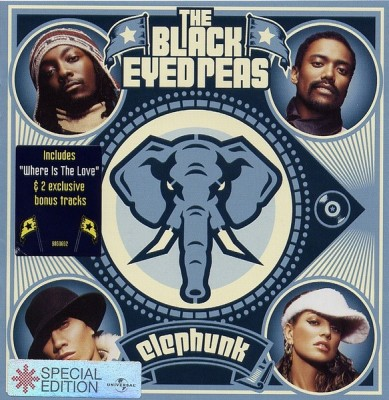 Black Eyed Peas - Elephunk (Special Edition)