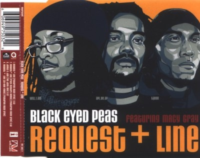 Black Eyed Peas - Request + Line