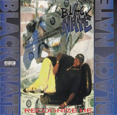 Black Nate - Recognize Me